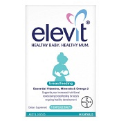 Elevit Breastfeeding 60 Capsules