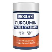 Bioglan Double Strength Curcumin 1200mg 40 Tablets