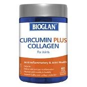 Bioglan Curcumin Plus Collagen 60 Tablets