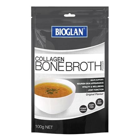Bioglan Collagen Bone Broth 100g