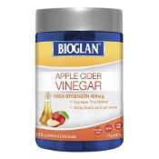 Bioglan Apple Cider Vinegar High Strength 400mg 120 Vegan Capsules