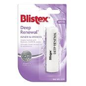 Blistex Deep Renewal Lip Balm SPF15 3.7g