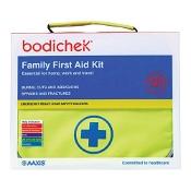 Bodichek First Aid Kit 126 Pieces