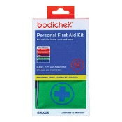 Bodichek First Aid Kit 62 Pieces
