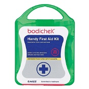 Bodichek First Aid Kit 25 Pieces (Colours selected at random)