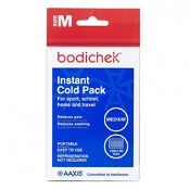 Bodichek Instant Cold Pack Medium 18.5 x 15cm 1 Pack