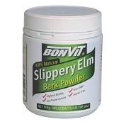 Bonvit 100% Natural Slippery Elm Bark Powder 125g