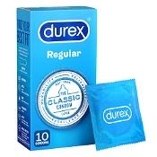 Durex Regular Condoms Original 10 Pack
