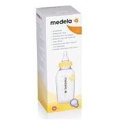 Medela Breastmilk Bottle with Medium Flow Teat 250ml