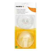 Medela Contact Nipple Shields Large 2 Pack