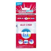 Dentagenie Interdental Brush White Size 2 12 Pack