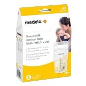 Medela Breast Milk Storage Bags 25 Pack