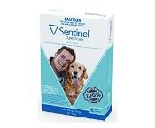 Sentinel Spectrum Large Dogs 22-45kg Blue 6 Tablets