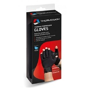 Thermoskin Thermal Support Gloves Black Small 1 Pair