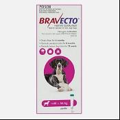 Bravecto Spot-On Dog Pink 40 - 56kg 1400mg