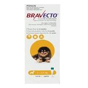 Bravecto Spot-On Dog Yellow 2 - 4.5kg 112.5mg