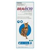 Bravecto Spot-On Cat Blue 2.8 - 6.25kg 250mg