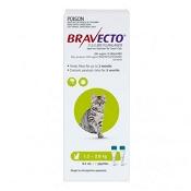 Bravecto Spot-On Cat Green 1.2 - 2.8kg 112.5mg