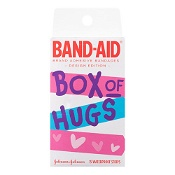 Band-Aid Box of Hugs 15 Waterproof Strips