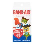 Band-Aid Super Stars 15 Waterproof Strips