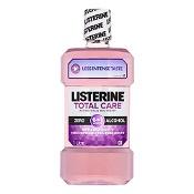 Listerine Total Care Zero Alcohol 6 in 1 Mouthwash 1 Litre