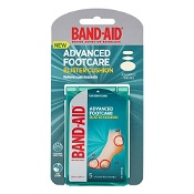 Band-Aid Advanced Footcare Blister Cushion 5 Assorted Shapes