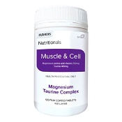 Flordis Muscle & Cell Replenishment 120 Tablets