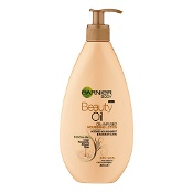 Garnier Beauty Oil Nourishing Body Lotion 400ml