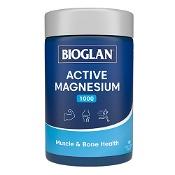 Bioglan Active Magnesium 1000mg 150 Tablets