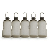 Haakaa Silicone Breast Milk Storage Bag 260ml 5 Pack