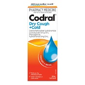Codral Dry Cough & Cold 200ml