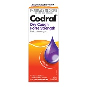 Codral Dry Cough Forte Strength 200ml