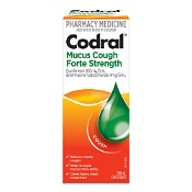 Codral Mucus Cough Forte Strength 200ml