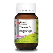 Oriental Botanicals Womens Qi 30 Tablets (New Formula)
