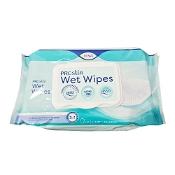 Tena Wet Wipes 50 Pack