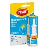 Nyal Decongestant Nasal Spray 15ml
