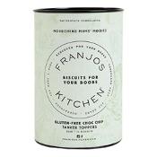 Franjos Kitchen Gluten Free Choc Chip Tanker Topper Biscuit 250g