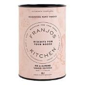 Franjos Kitchen Fig & Almond Tanker Topper Biscuit 250g