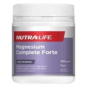 Nutra-Life Magnesium Complete Forte 200 Capsules