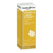 Healthy Care Propolis Liquid Extract Alcohol Free 25ml
