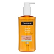 Neutrogena Clear and Defend Facial Wash 200ml