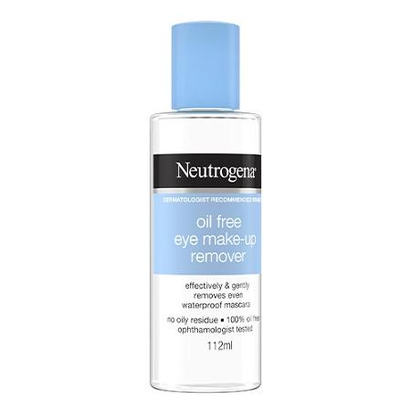 Neutrogena Oil-Free Eye Make-Up Remover 112ml