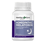 Healthy Care Homeopathic Melatonin 90 Tablets