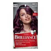 Schwarzkopf Brilliance Permanent Hair Colour 59 Violet Wild Silk