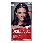 Schwarzkopf Brilliance Permanent Hair Colour  03 Dark Amethyst