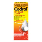 CODRAL DRY CGH &CLD+ 200MLS3
