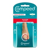 Compeed Blister Plasters on Toes 8 Pack