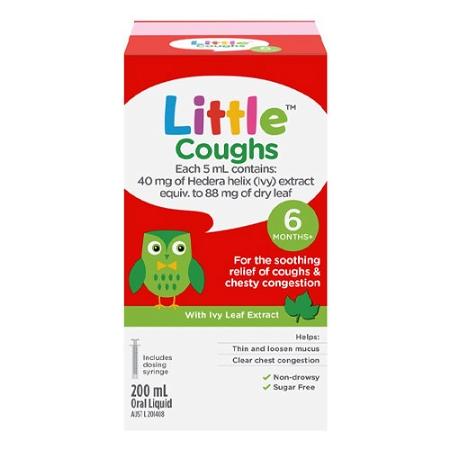 Little Coughs 200ml