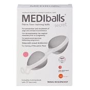 Pelvi MEDIballs Secret (Pelvic Floor Training Balls) Double