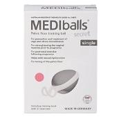 Pelvi MEDIballs Secret (Pelvic Floor Training Balls) Single